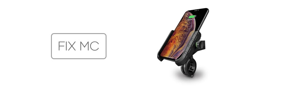 support de telephone moto a chargeur usb