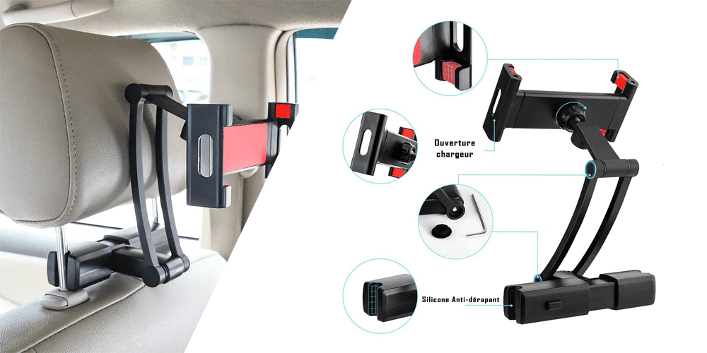 support-voiture-extensible-tablet