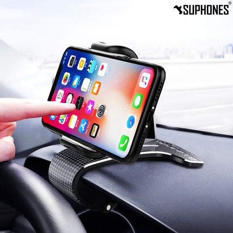 support-portable-voiture-pince