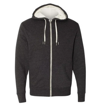 Load image into Gallery viewer, Fleece Zip Hoodie