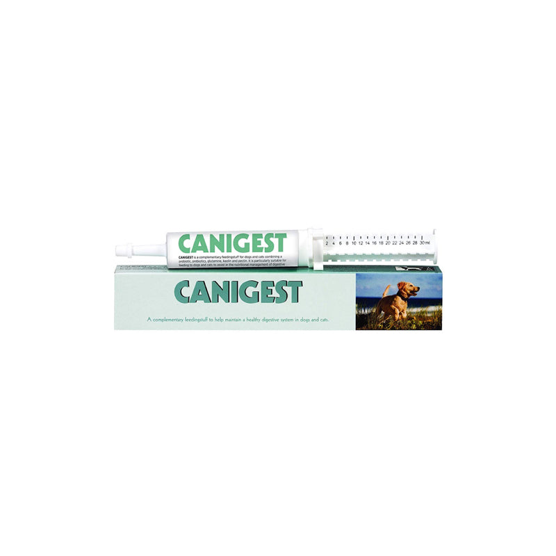 Canigest antidiarrhoeal 30ml Syringe Paste