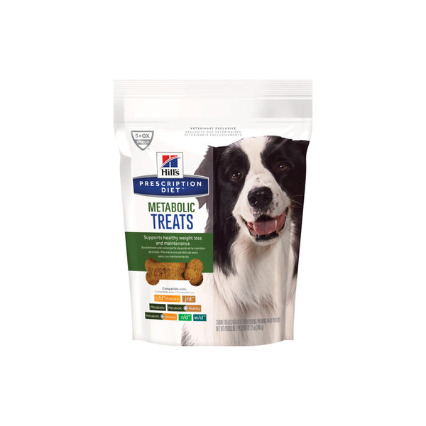 Canine Metabolic Treats 12oz