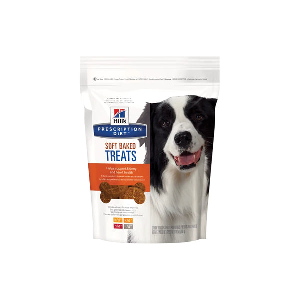 Canine Soft Baked Treats 12oz