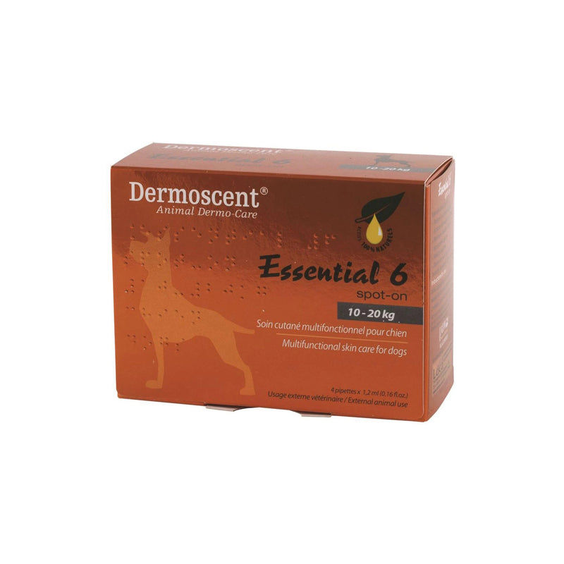 Dermoscent Essential 6 Spot-on Canine 10-20kg