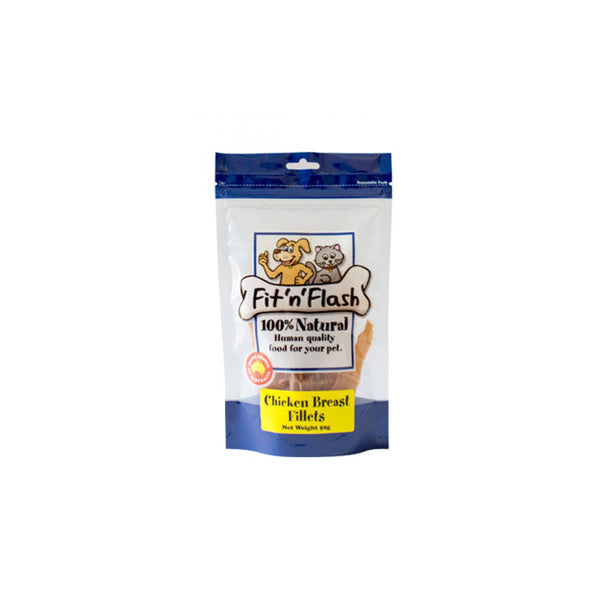 Fit and Flash Treats - Chicken 50g