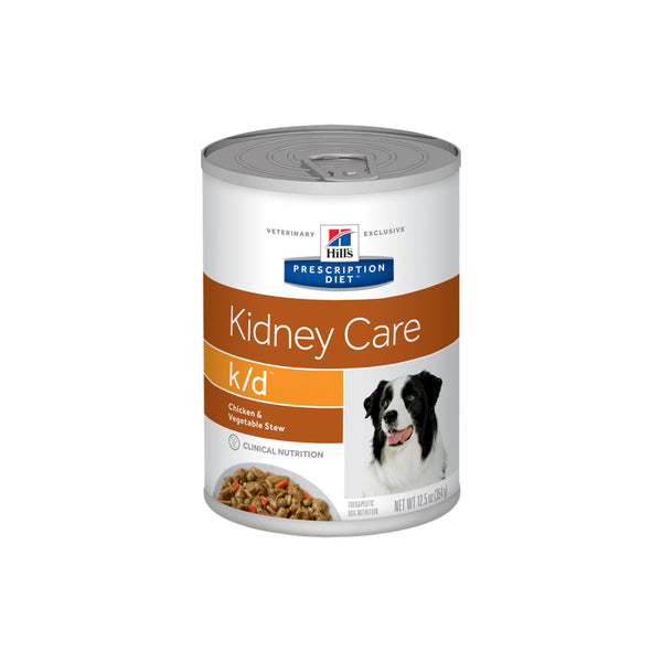 Hill's Dog K/D Chicken & Vegetable stew 12.5oz