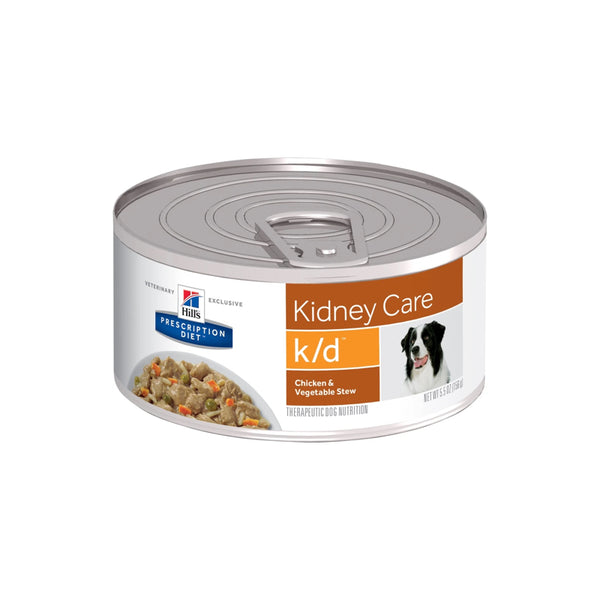 Hill's Dog K/D Chicken & Vegetable stew 5.5oz