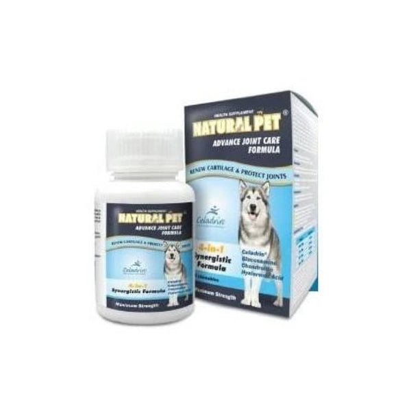 Natural Pet Hypoallergenic Veterinary Formula 60 tablets