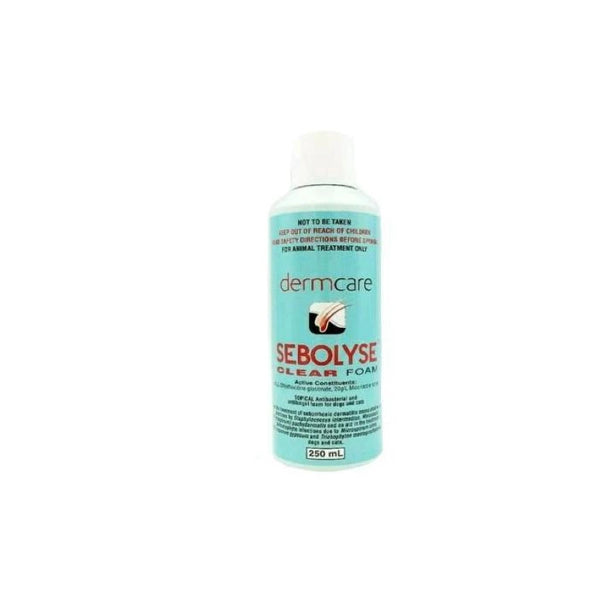 Sebolyse Clear Foam 250ml