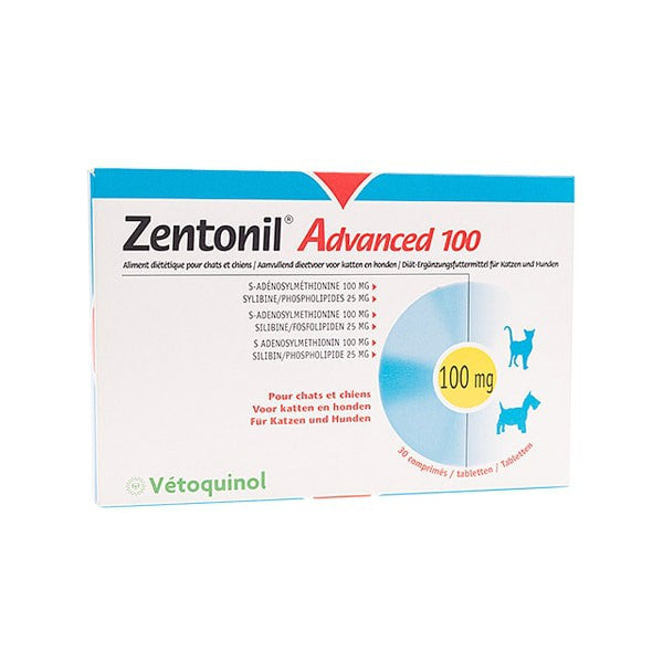 Zentonil 100mg - price per tablet