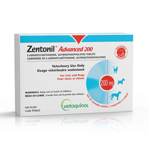 Zentonil 200mg - price per tablet