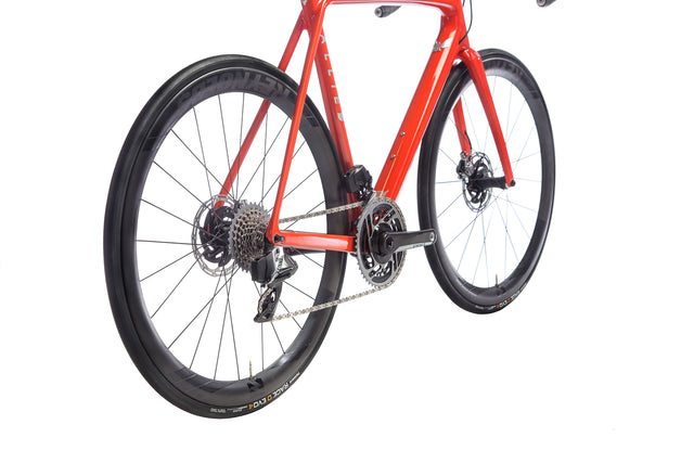 Red AXS Complete Bike