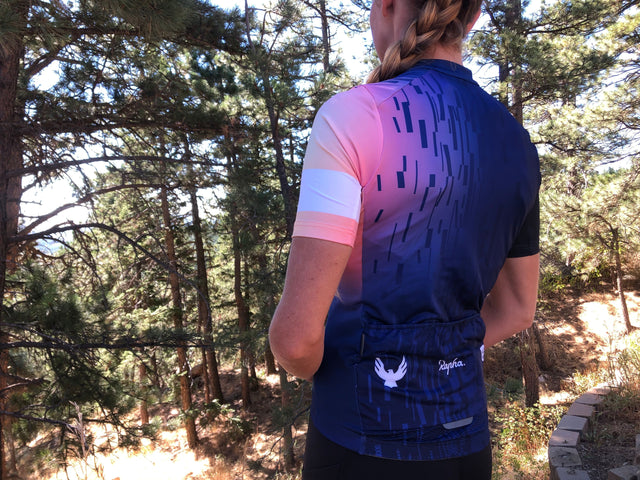 Rapha Pro Team Midweight Custom Allied Short Sleeve Jersey - Women's