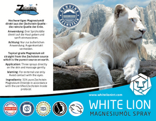 Load image into Gallery viewer, White Lion Wellness Spray - 100mL