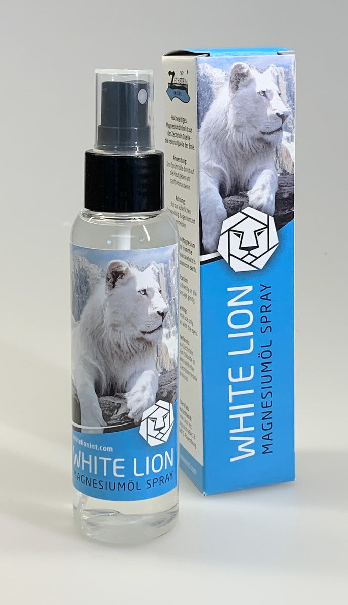 White Lion Wellness Spray - 100mL