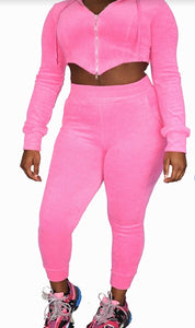 Sugar & Spice Jogger Sets