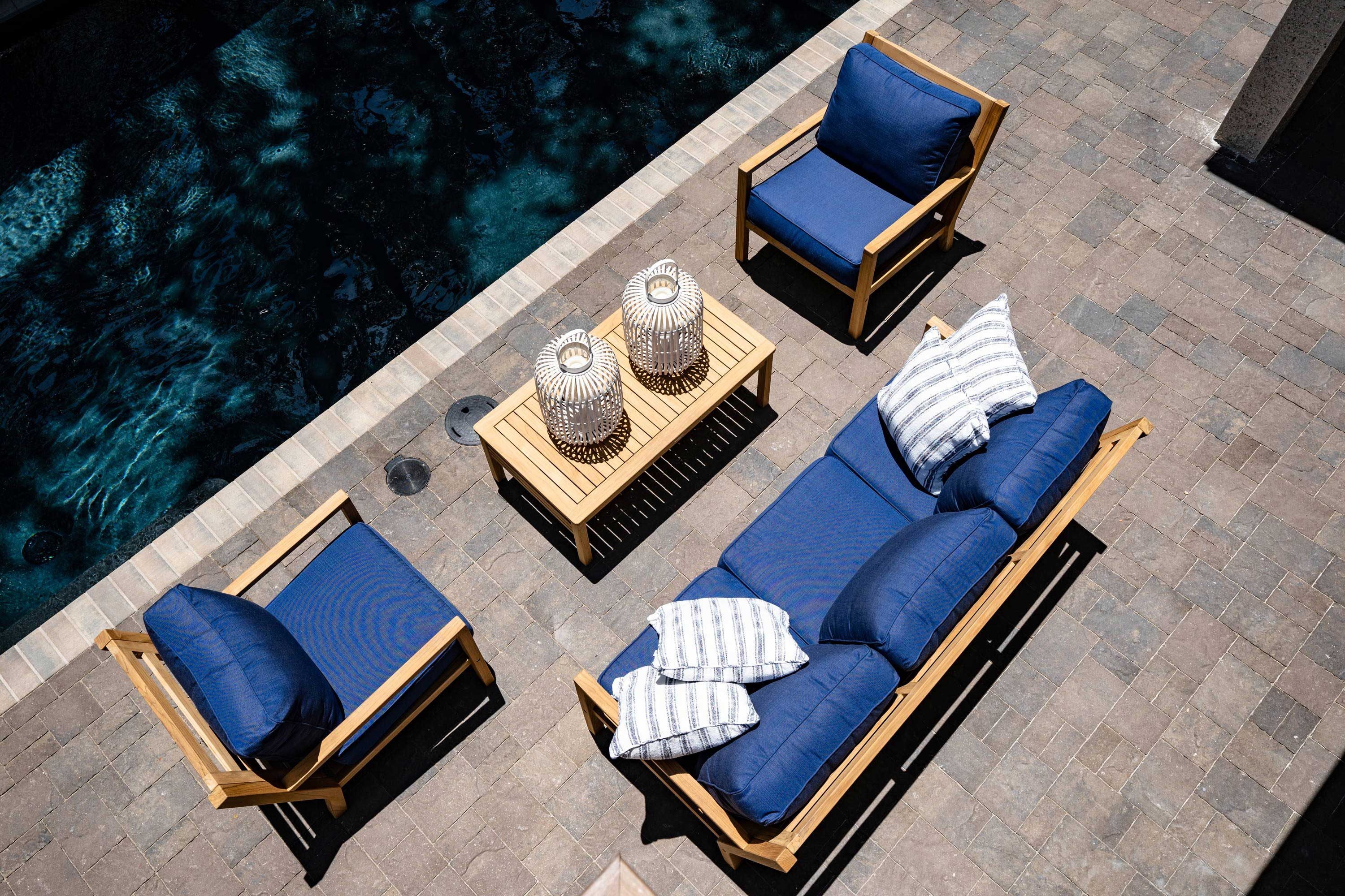 Teak and Table Outdoor Furniture