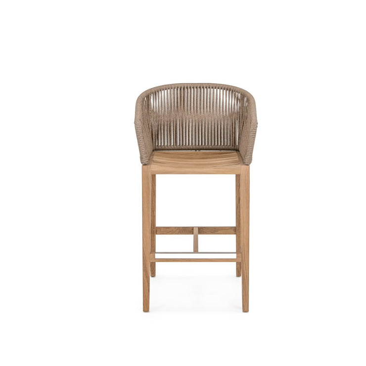 Rope Bar Chair (Brown)
