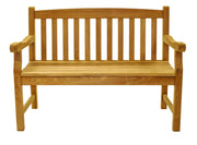 Classic Two Seater Bench Royal Teak Collection