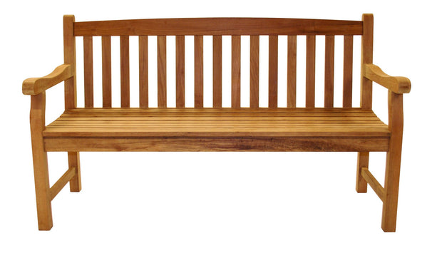 Classic Three-Seater Bench Royal Teak Collection