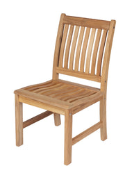 Royal Teak Collection Compass Side Chair