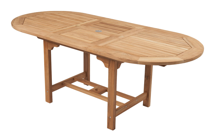 Family Expansion Oval Table