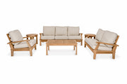 Harbor 6 PC Lounging Set