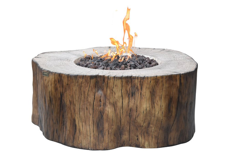 MANCHESTER CAST CONCRETE FIRE TABLE