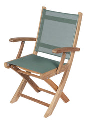 Carolina Folding Chair (Folds Flat)