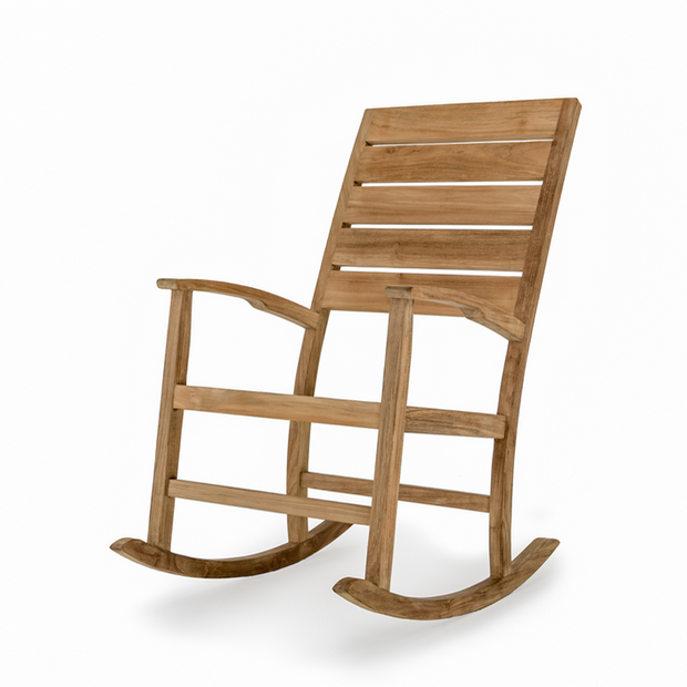 Friday High Back Rocking Chair