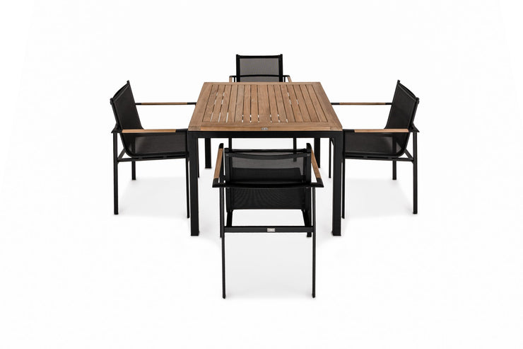St. Barts Square 5-Piece Dining Set
