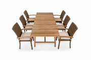 Pacific 7 PC Dining Set