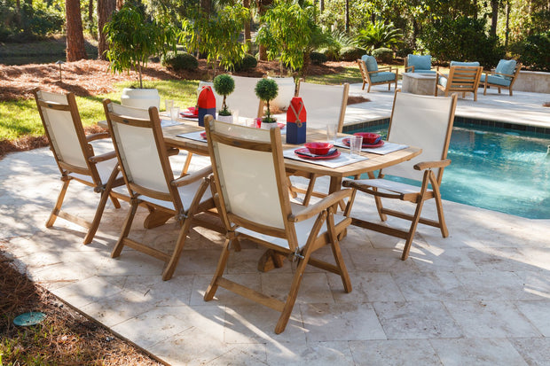 Royal Teak Collection Florida Chair