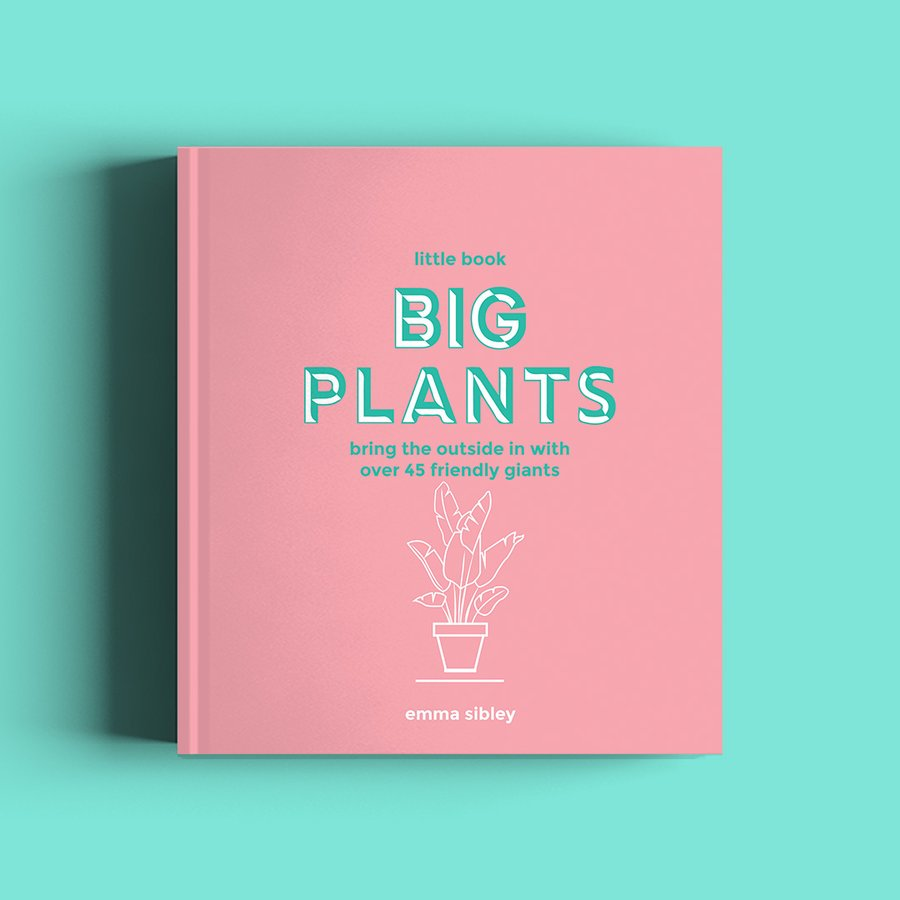 Little Book Big Plants