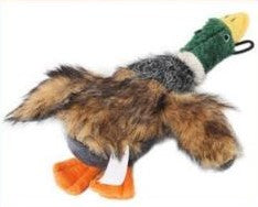 Product 9 - Duck Chew Toy with Squeeker