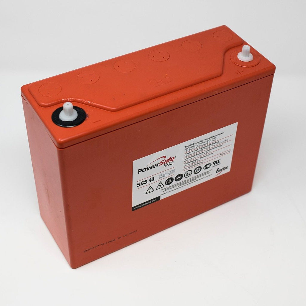 Powersafe SBS 40 Battery 12V 38Ah - Dms Shop