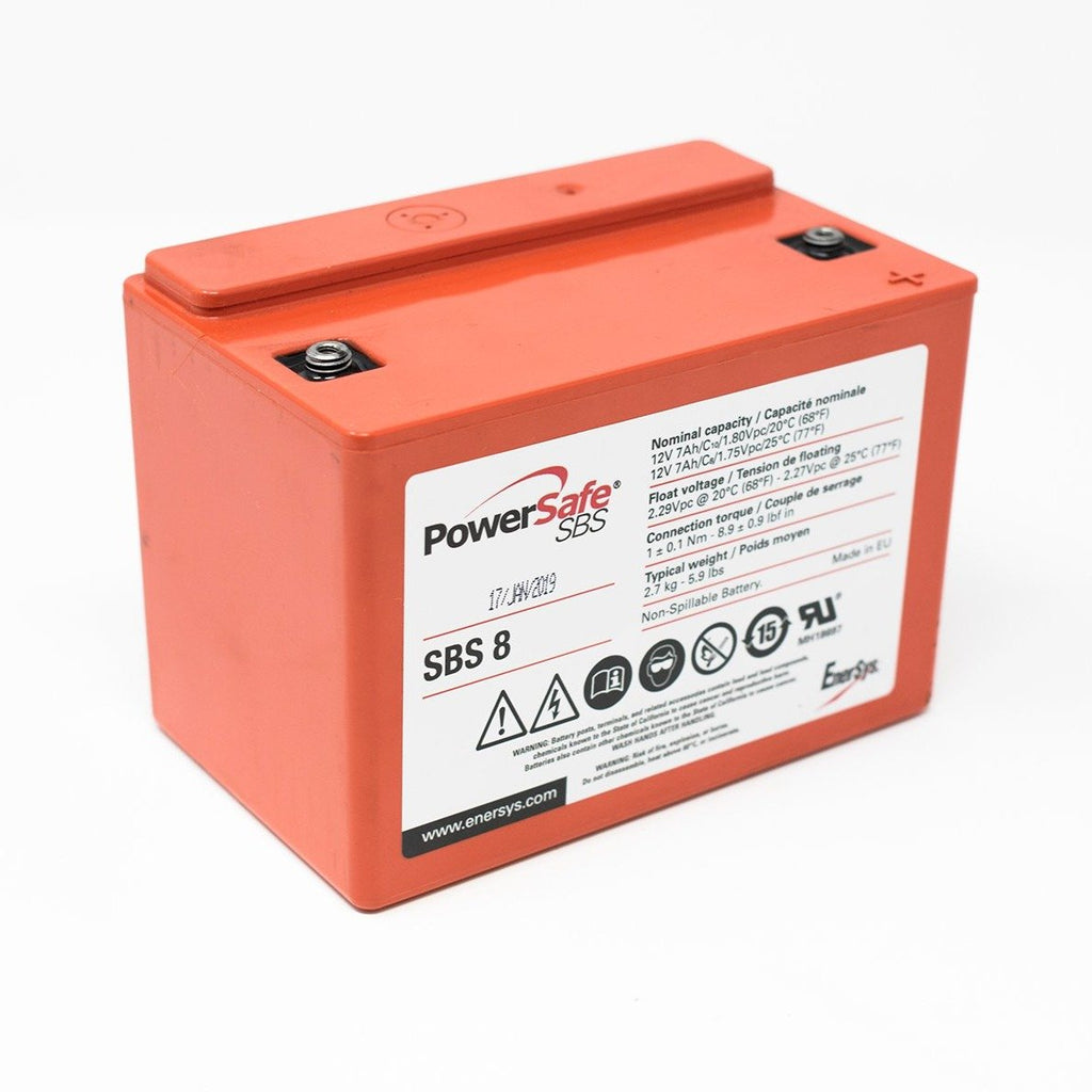 Powersafe SBS 8 Battery 12V 7Ah - Dms Shop