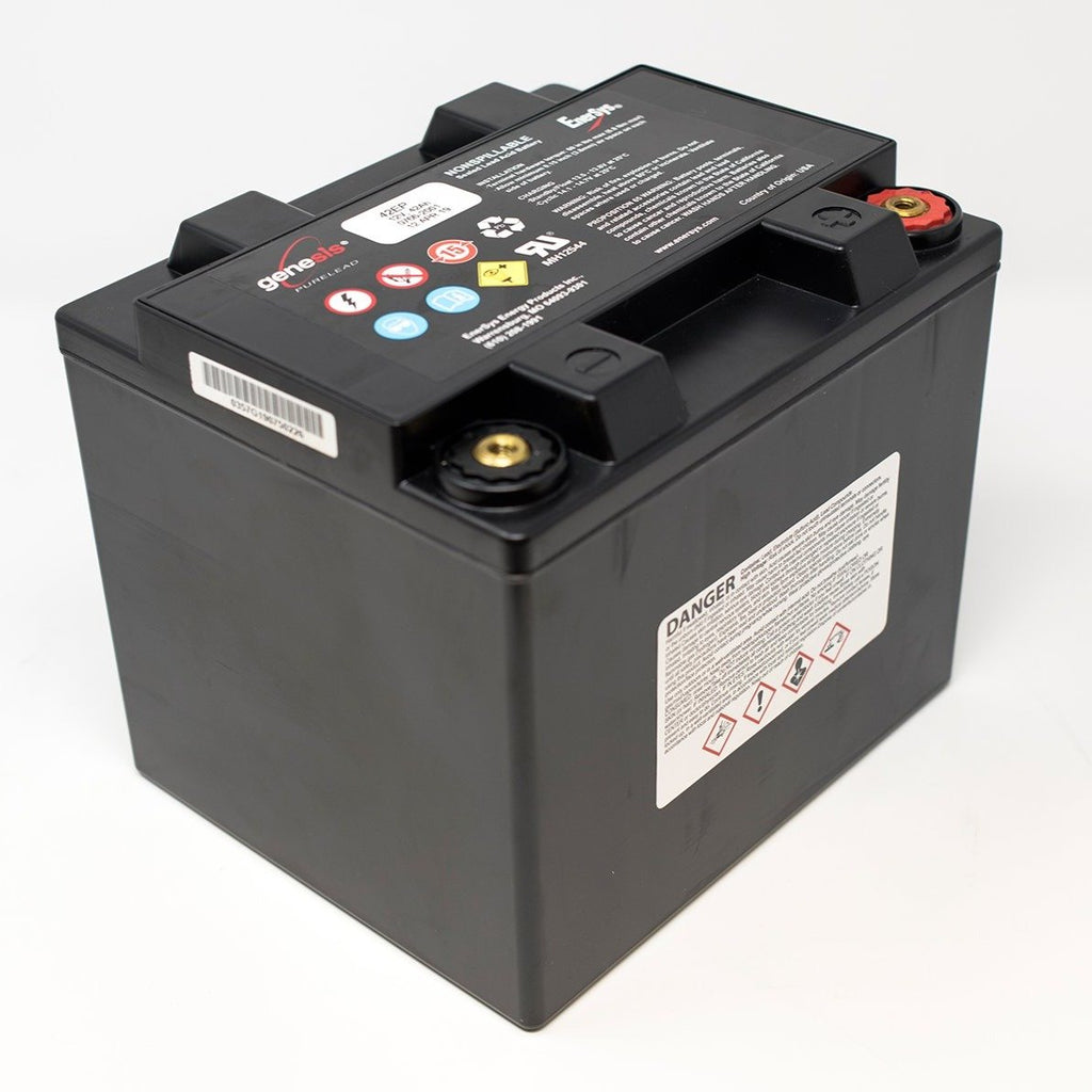 Genesis 12V 42Ah EP Sealed Lead-Acid Battery - Dms Shop