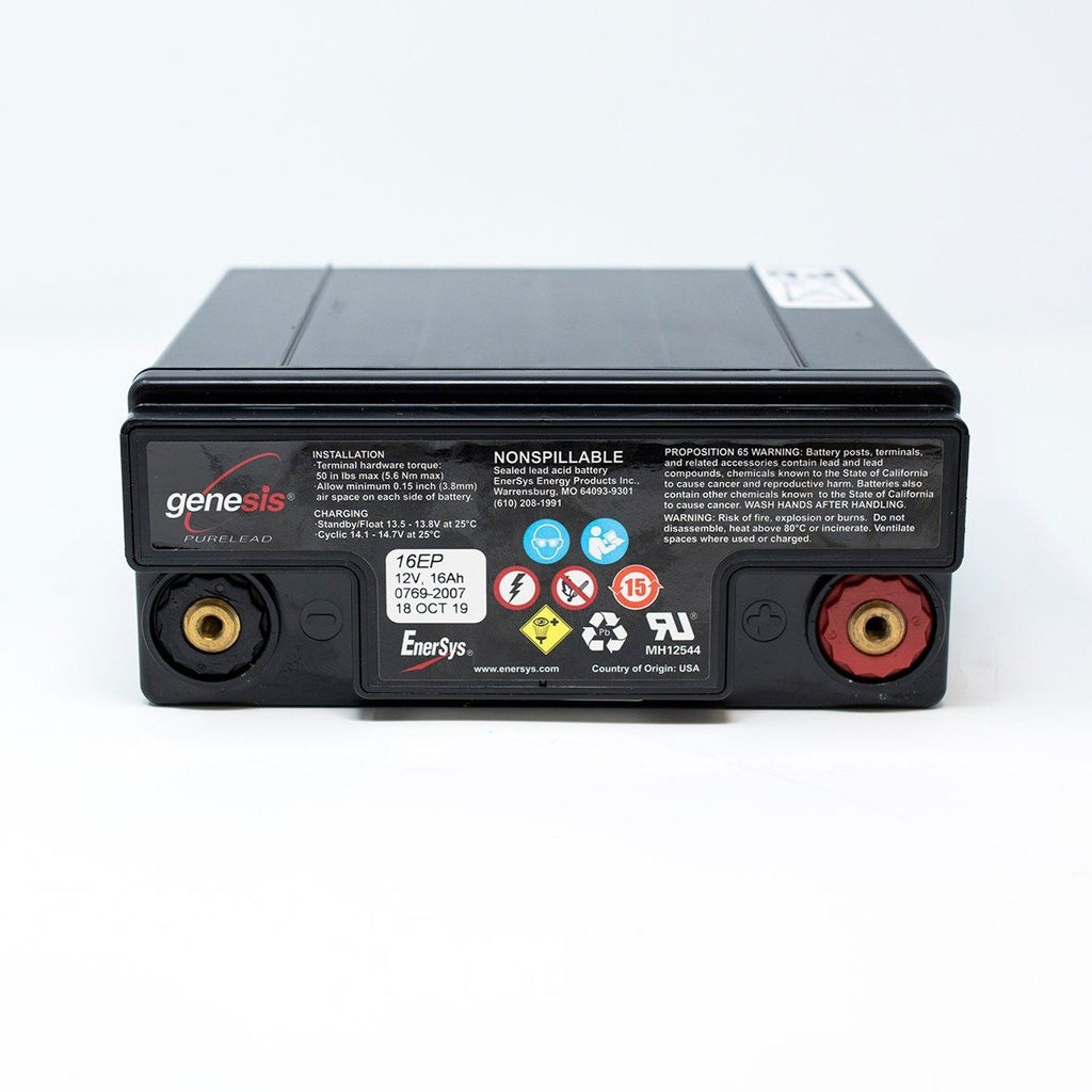 Genesis 12V 16Ah EP Sealed Lead-Acid Battery