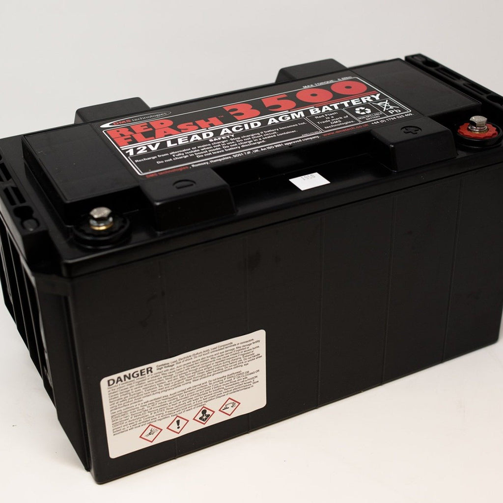 Red Flash Battery 3500 12V 70Ah Lead Acid