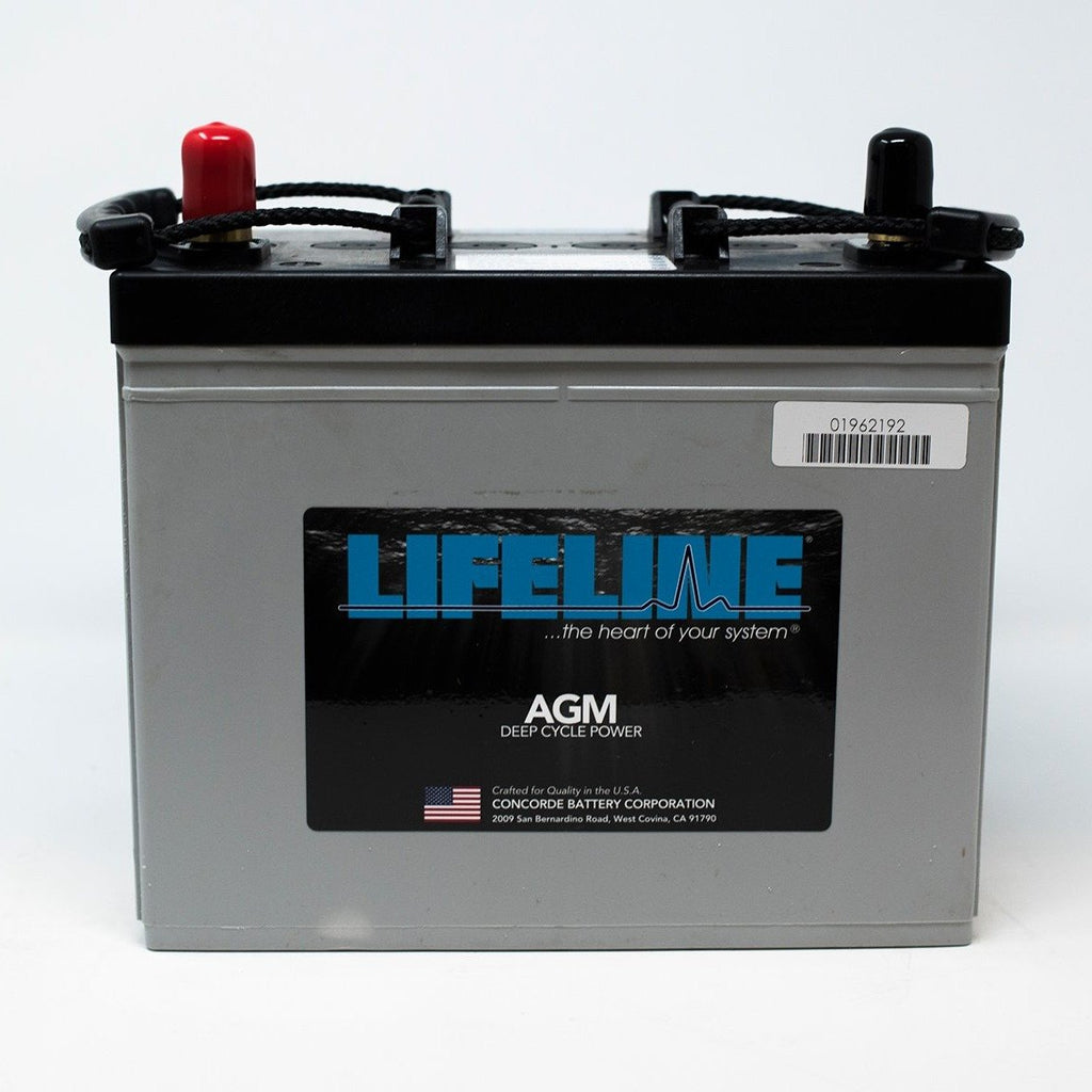 Lifeline Deep Cycle Battery GPL-24T 12V 80Ah - Dms Shop