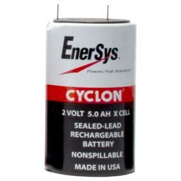 Cyclon X-cell Sealed-Lead Battery  2V  5Ah - Dms Shop