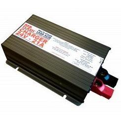 Red Flash 3-stage Sealed Lead Acid Charger 24V 21A - Dms Shop