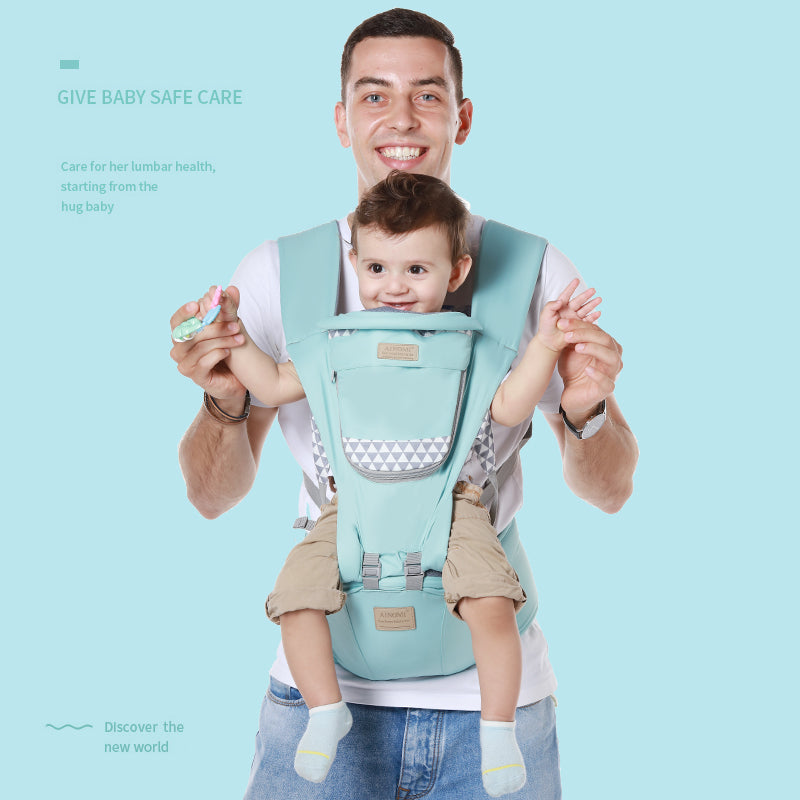 Cuddles™ - The Eregonomic Hipseat Baby Carrier