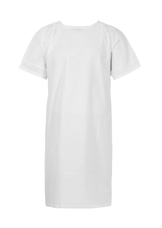 MEDI8 M81808 Patient Gown Short Sleeve NOTE: PLEASE CALL US AND CHECK STOCK BEFORE PURCHASE - Star Uniforms Australia