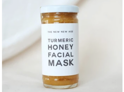 honey and turmeric face mask - she. boutique