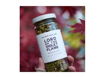 Herbal Tea - Lord of the Violet Flame - she. boutique