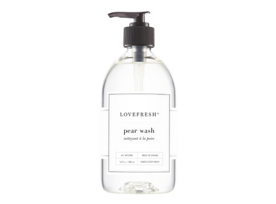 Pear Hand + Body Wash - she. boutique