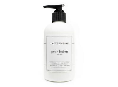 Pear Hand + Body Lotion - she. boutique