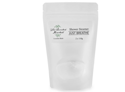 the scented market shower steamer - she. boutique